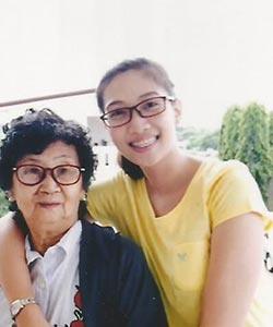 Photo: Hanna-A., BScEd, Caregiver Seniors/Nanny Children